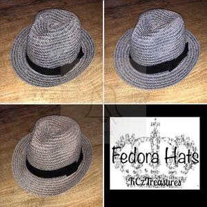 Accessories - SALE!!Fedora Hats